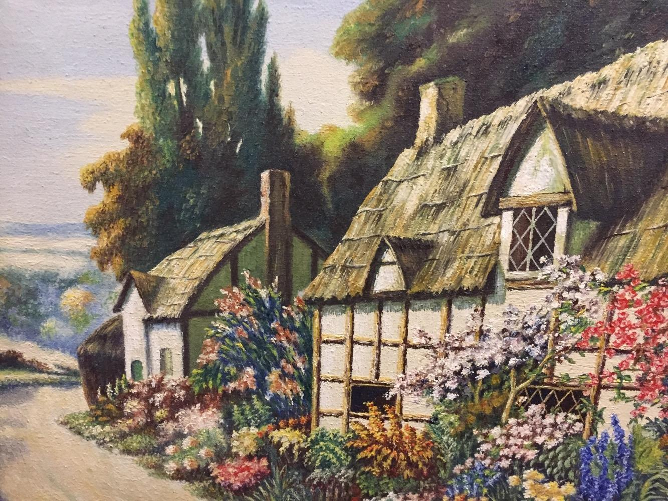 Cottages in England