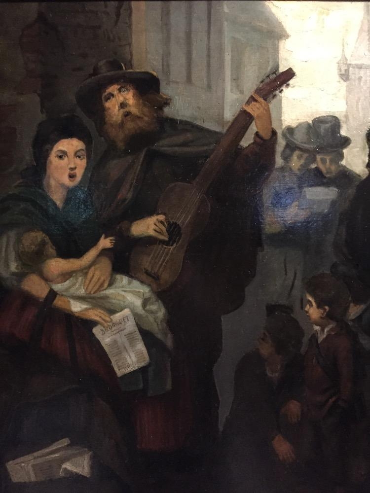 The streetmusicians
