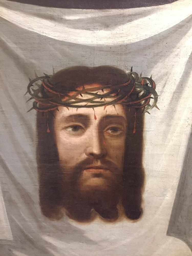 Shroud of Jesus