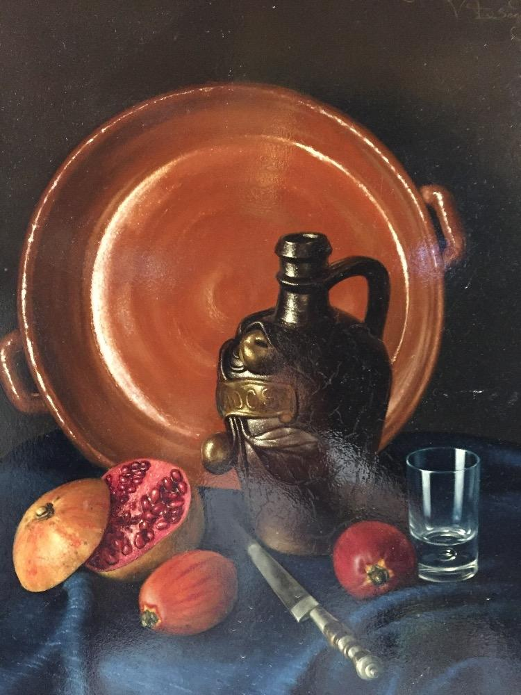 Stillife with fruit